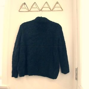 Loft Mock Neck Sweater